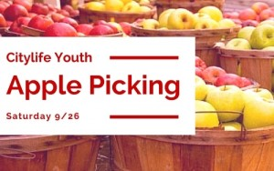 Youth Apple Picking