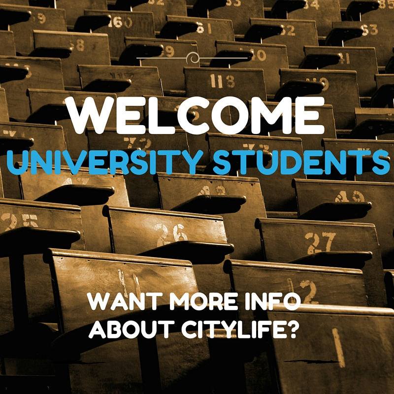 welcome students online